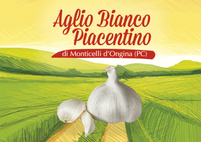 CO.P.A.P. Restyling pack aglio + nuovo packaging Aglio bio